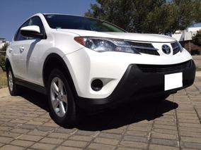 Divina Camioneta Toyota Rav-4 Le 2013