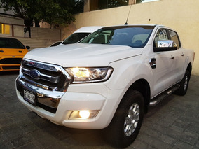 Ford Ranger 2.5 Xlt Cabina Doble 4x2 Mt 2017 Credito