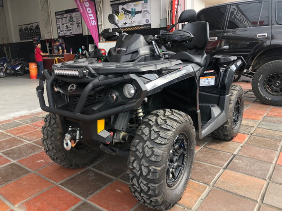 Cuatrimoto Can Am Outlander Xtp 1000 2018 Impecable