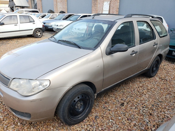 Fiat Palio Weekend 1.4 Gnc 2007