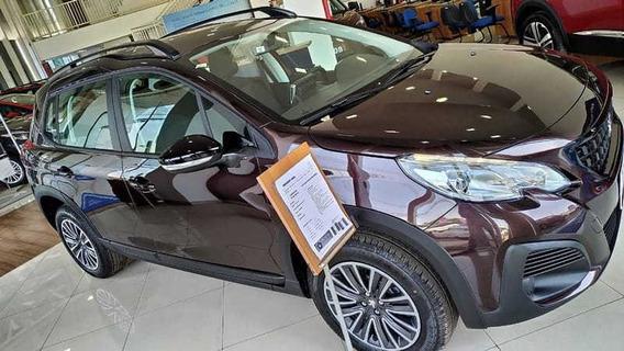 Peugeot 2008 Allure Aut. Primeira Parcela P/ Janeiro 20