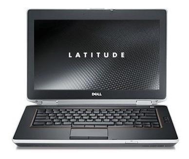 Notebook Dell E6420 / Core I7 / 250gb / 4gb / Hdmi / 14 Led