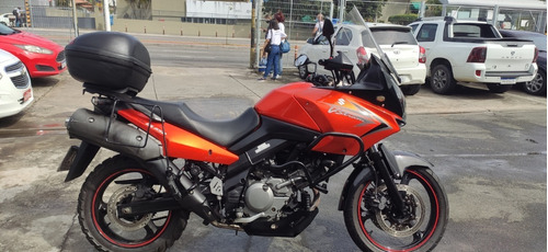 Imagem 1 de 5 de Moto Suzuki Vstrom Dl 650 - 2011
