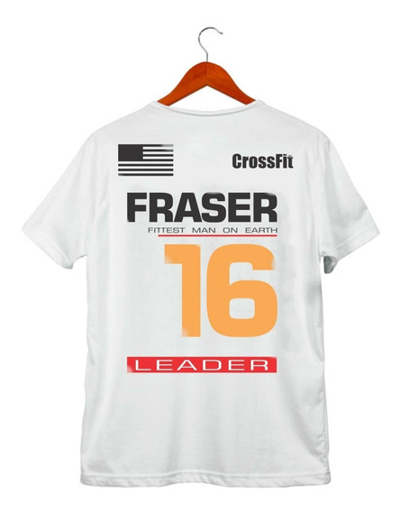 Camiseta Mat Fraser Crossfit - Workout
