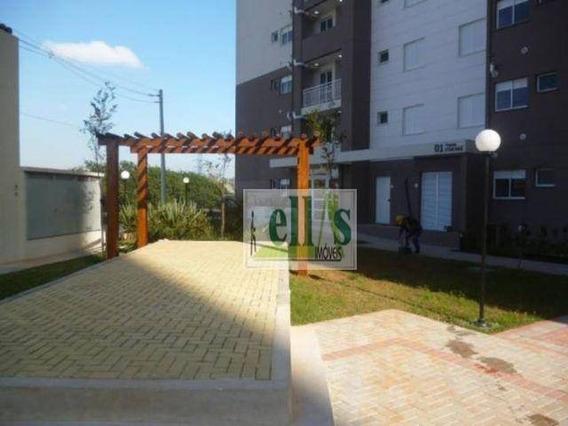 Apartamento Residencial À Venda, Centro, Carapicuíba - Ap0044. - Ap0044