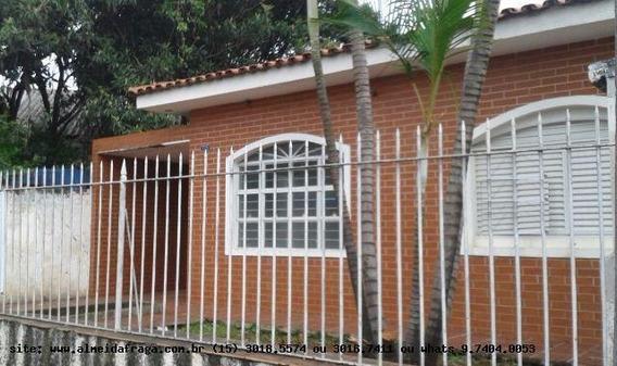 Casa Para Venda Em Sorocaba, Vila Carol, 2 Dormitórios, 2 Banheiros, 4 Vagas - 1381