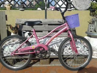 Bicicleta Olimia Rodado 20
