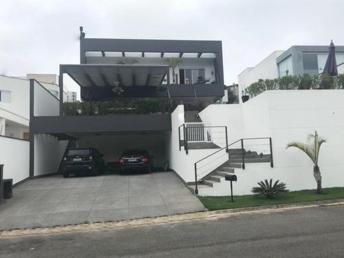 Casa Com 4 Dormitórios À Venda, 380 M² Por R$ 2.650.000,00 - Golf Village - Carapicuíba/sp - Ca0351