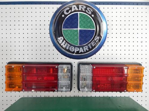 Faro Trasero Camioneta -camion - Trailer  Universal X2