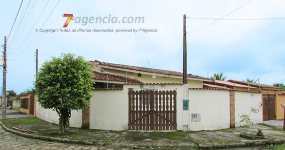 Ch86 Casa Lado Praia 3 Quartos Churrasqueira Financia