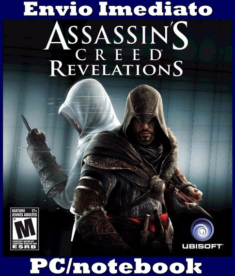 Assassins Creed Revelations Pc Frete Gratis!