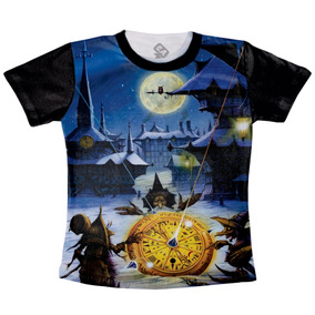Camiseta Banda Avantasia - The Mystery Of Time