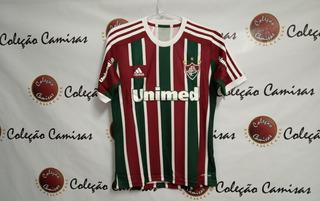 Camisa Fluminense Infantil 2013 Oficial adidas Listrada S/n