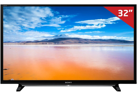 Smart Tv Led 32 Sony 32w655d/z, Hd Hdmi Usb Com X-reality Pro E Wi-fi Integrado