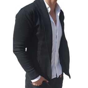 Cardigan / Sweater Fashion Hombre Slimfit (colores)