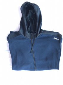 Sudadera Reebok Azul 3xl (big And Tall)