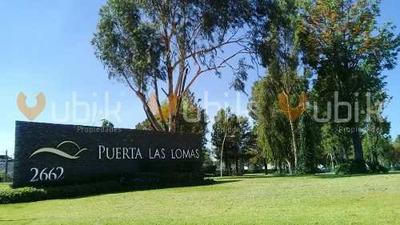 Coto Puerta Las Lomas - Terreno Colinda Con Barda Perimetral Excelente Ubicacion
