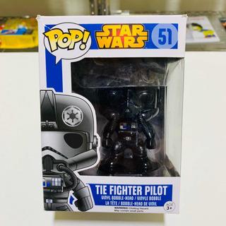 Tie Fighter Pilot Funko Pop 51 Star Wars