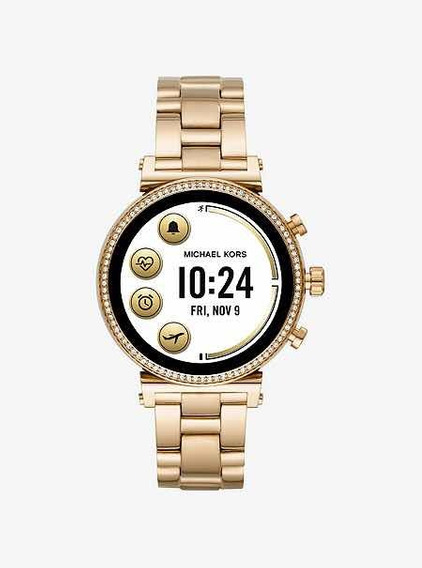 Michael Kors Smartwatch Color Gold Mkt5062