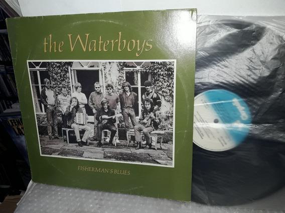 Lp The Waterboys Fisherman