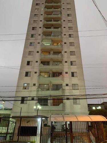 Imagem 1 de 17 de Apartamento Com 2 Dormitórios À Venda, 64 M² Por R$ 382.000,00 - Vila Carrão - São Paulo/sp - Ap4858