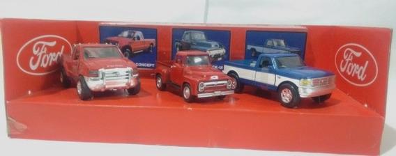 Juguete Camionetas Pick Up Ford De Colección