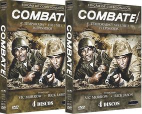 Combate - Quarta Temporada Completa, Digibook