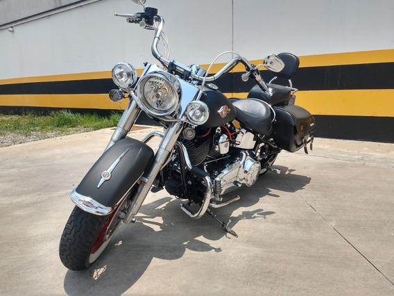 Harley Davidson Softail Deluxe 1600 Cc Com Apenas 15.500km
