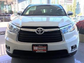 Toyota Highlander 2015 Limited V6/3.5 Aut Certificado Toyota