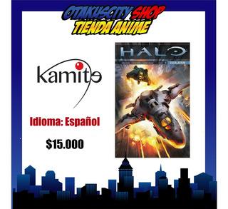 Halo: Escalation No. 4 Kamite Comic En Español