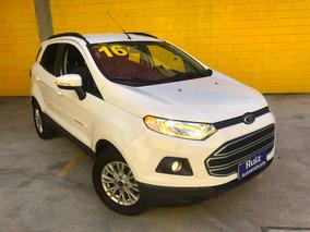 Ford Nova Ecosport 1.6 1500 Entrada + 1500 Mensais Impecavel