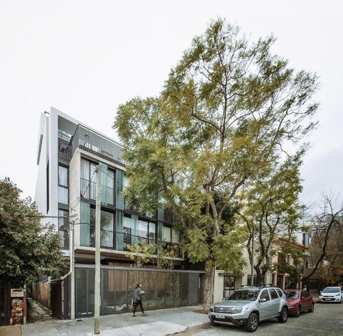 Alquiler Moderno Monoambiente Con Terraza Y Parrillero