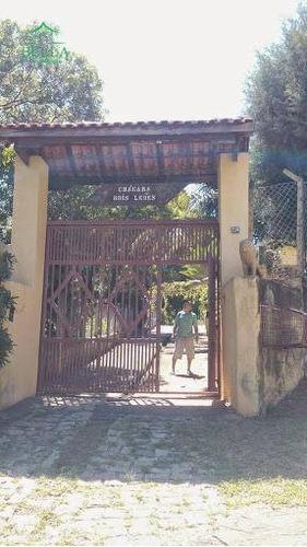 Chácara Residencial À Venda, Parque Mirante De Parnaíba, Santana De Parnaíba. - Ch0013
