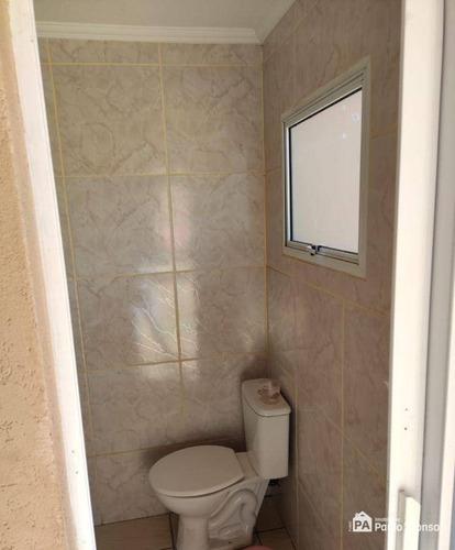 Casa Com 3 Dormitórios À Venda, 99 M² Por R$ 450.000,00 - Jardim Das Acácias - Poços De Caldas/mg - Ca1293