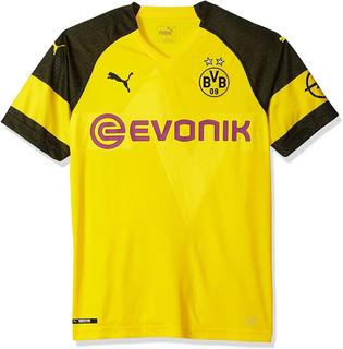 Jersey Puma Borussia Dortmund 2017 Local ¡original! Hombre