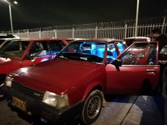Mazda 323 Sedan Importado
