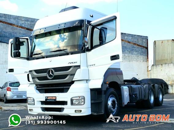 Mercedes-benz Axor 2644 6x4 Aut. Ñ É Fh460 Fh520 Fh 540 R480