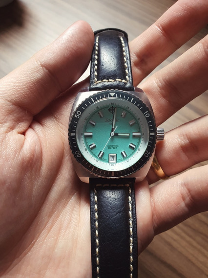 Relógio Zodiac Sea Dragon