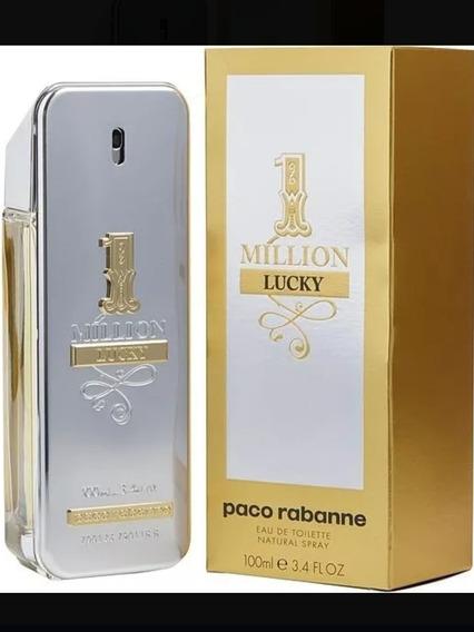 Perfume One Million Lucky 100 Ml