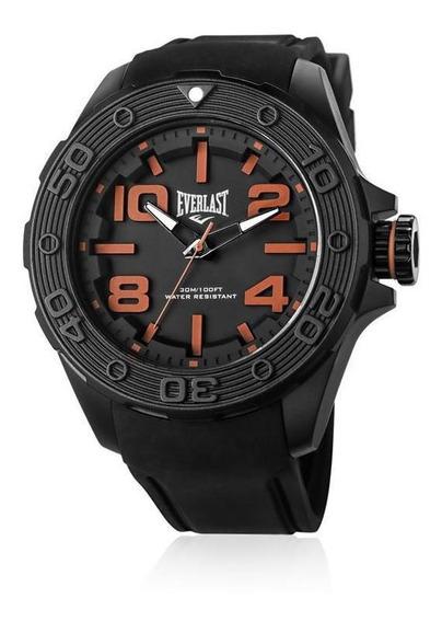 Relógio De Pulso Everlast Masculino Caixa Abs E619