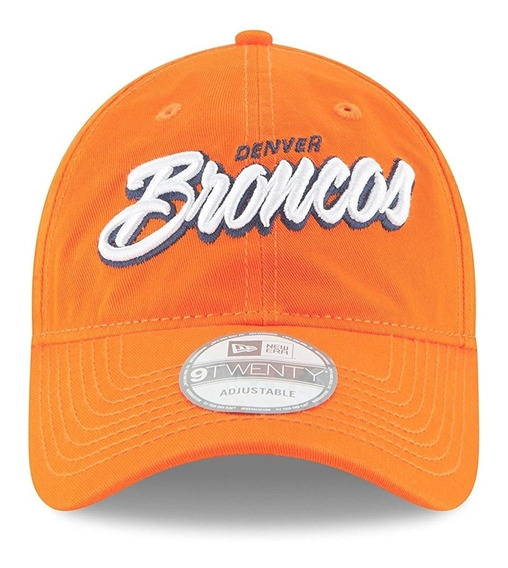 Gorra New Era De Los Broncos De Denver