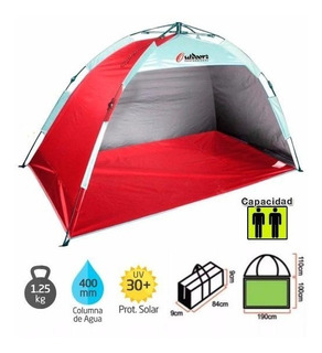 Carpa Playera Automatica Autoarmable Outdoors Beach Summer
