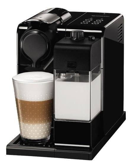 Cafetera Nespresso Lattissima Touch F521 Black 220V