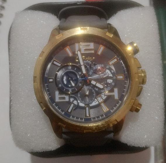 Relógio Condor Masculino Cronógrafo Covd33bb/8c
