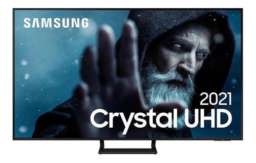 Imagem 1 de 4 de Smart Tv Samsung Un55au9000gxzd Led 4k 55  100v/240v