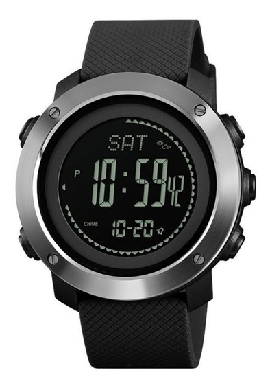 Relógio Skmei Altímetro Barômetro Bússola Temperatura...