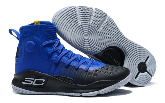 Tenis Hombre Under Armour Gs Curry 4 1298306-401