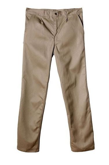 Pantalon De Trabajo Ombu, Color Beige Talle 56