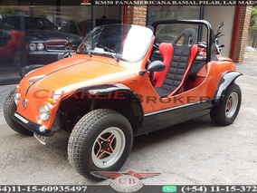 Arenero Buggy Fiat 600 Reformado Cuatriciclo Utv Jeep