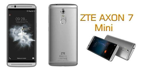 Smartphone Zte Axon 7 Mini 3gb 32 Gb Original